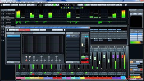 Screenshot Cubase Windows 8