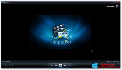 Screenshot KMPlayer Windows 8