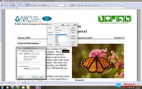 Screenshot Foxit Advanced PDF Editor Windows 8