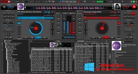 Screenshot Virtual DJ Windows 8