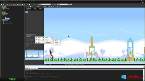 Screenshot GameMaker: Studio Windows 8